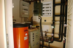 The fully automated heating and cooling system